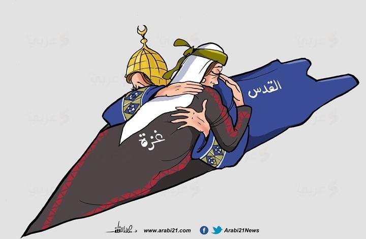 غزة تنتصر للقدس