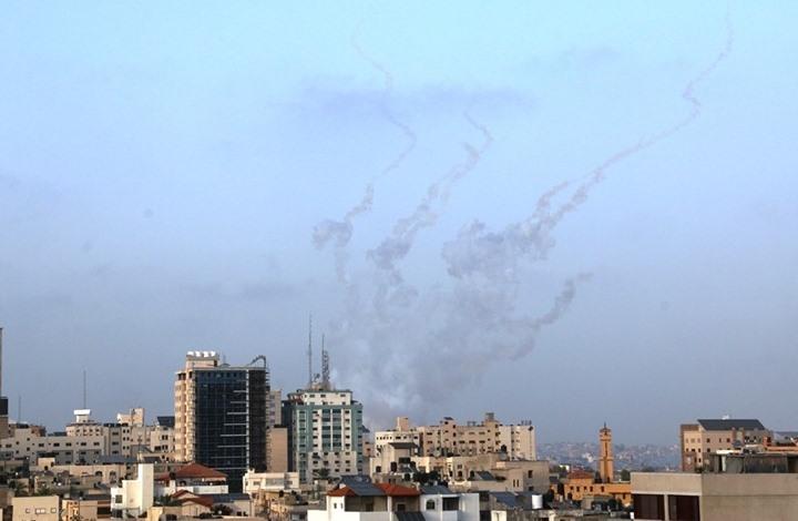 صواريخ المقاومة تغلق أجواء إسرائيل.. وتحويل الرحلات لقبرص