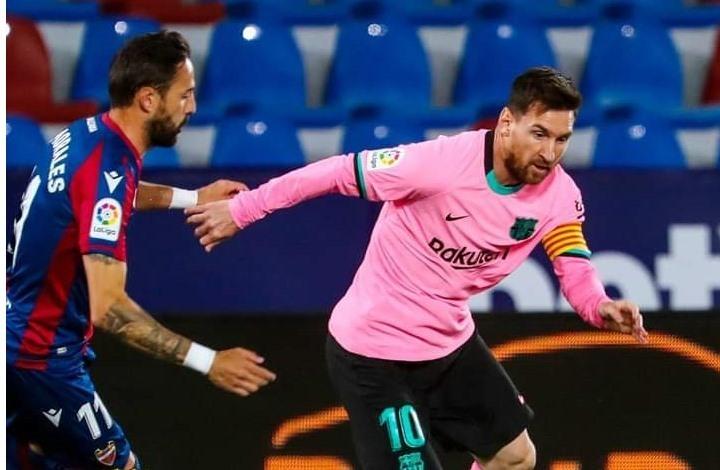 """برشلونة يواصل إهدار النقاط ويبتعد عن لقب """"الليغا"""""""