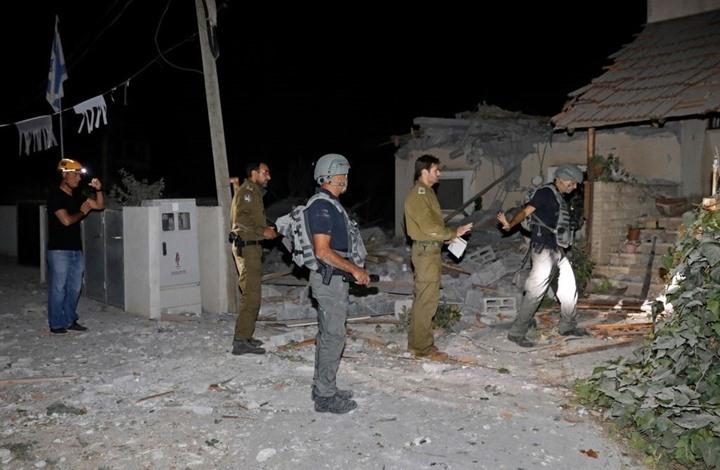 صواريخ المقاومة تقصف مناطق تصلها لأول مرة شمال فلسطين