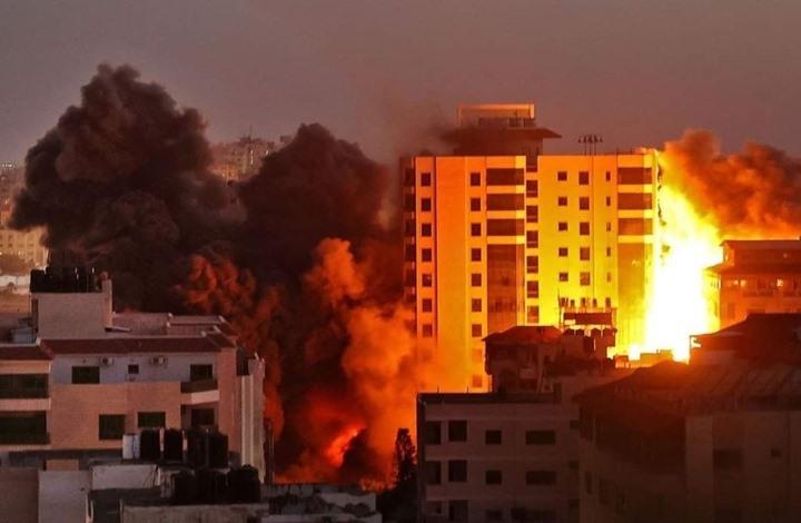 """غزيّون لـ""""عربي21"""": تدمير البيوت لن يخيفنا (شاهد)"""