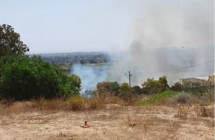 """قتيلان إسرائيليان باستهداف """"القسام"""" لجيب عسكري (شاهد)"""