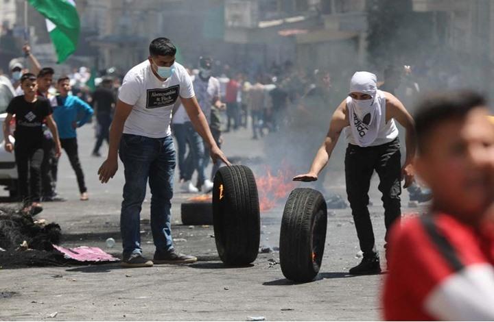 شهيدان بالضفة ومواجهات عنيفة بالقدس مع الاحتلال (شاهد)