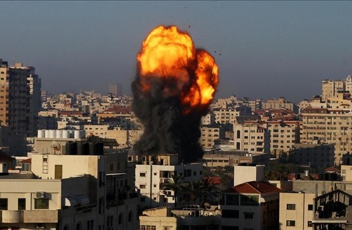 إحصائية رسمية: الاحتلال سوّى عشرات المباني في غزة بالأرض