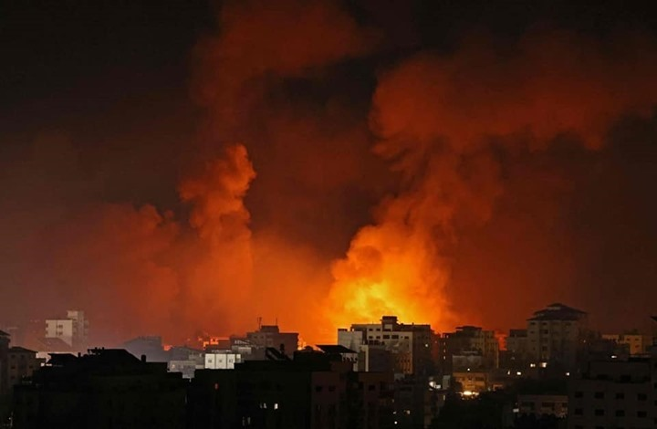 الاحتلال يرتكب جرائم بغزة.. الرد يطال مستوطنات الضفة (شاهد)