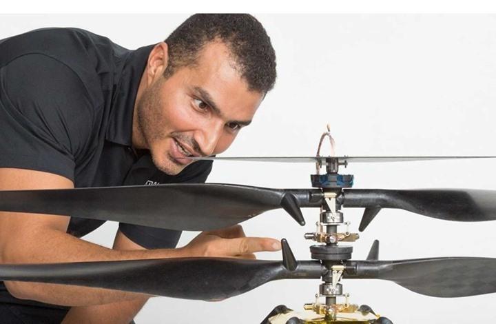 """هكذا وصف بسيوني مخترع """"مروحية المريخ"""" معاناة زيارة غزة"""