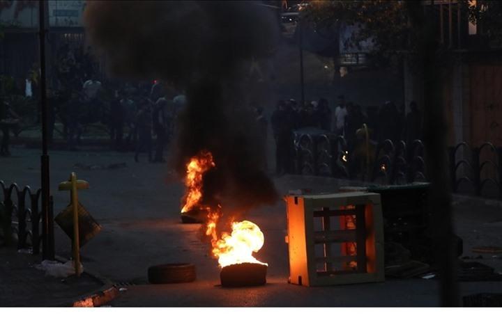 3 شهداء في جنين باشتباك مسلح مع الاحتلال (شاهد)