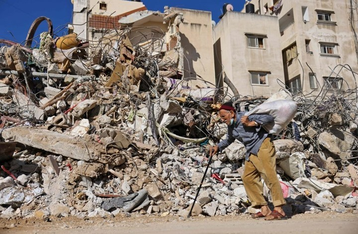 """القناة المصرية تبث برنامج """"صباح الخير"""" من داخل غزة (شاهد)"""