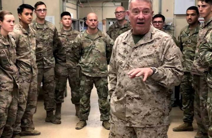جنرال أمريكي: نبحث عن حلول للطائرات المسيرة ضد قواتنا بالعراق