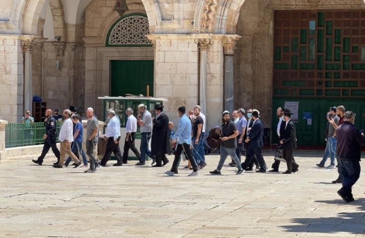 """شرطة الاحتلال توافق على تنظيم """"مسيرة الأعلام"""" بالقدس"""