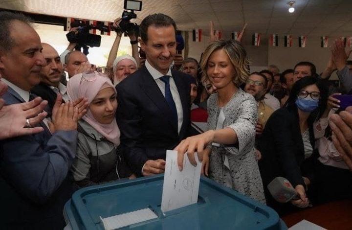 """انتخابات رئاسية بمناطق النظام بسوريا.. ولا """"مفاجآت"""" بالأفق"""