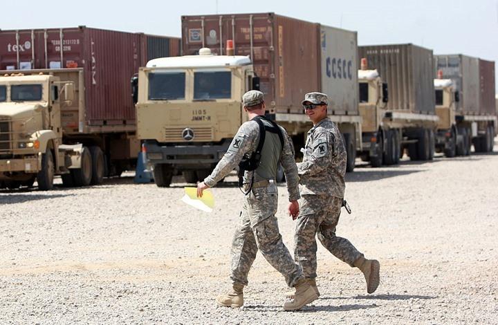 هجوم صاروخي جديد يستهدف قواعد أمريكية في العراق