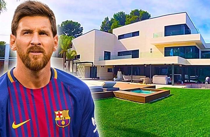 التحقيق في حفل لاعبي برشلونة بمنزل ميسي