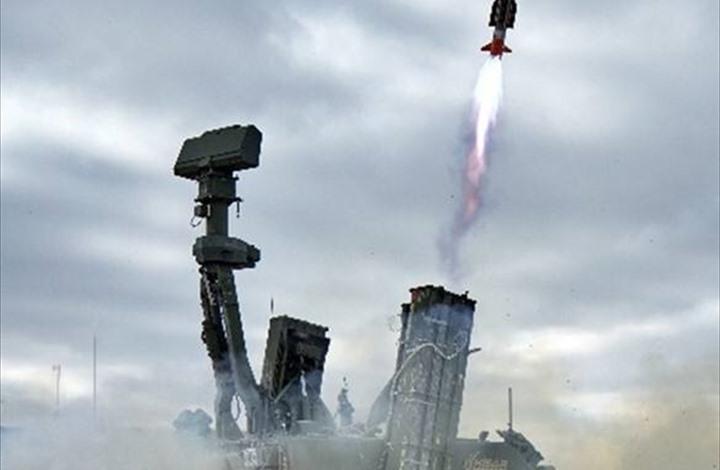 """اختبارات ناجحة للمنظومة الجوية التركية """"حصار أ"""" (شاهد)"""