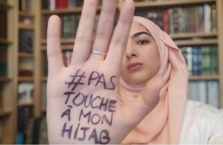حملة في فرنسا دفاعا عن الحجاب بعد مشروع قانون جديد