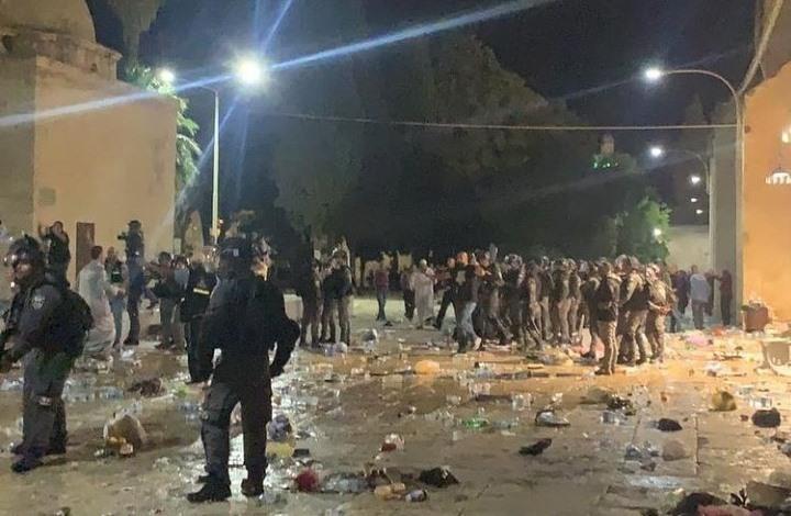 تركيا: ندين بشدة اعتداءات الاحتلال على قبلتنا الأولى
