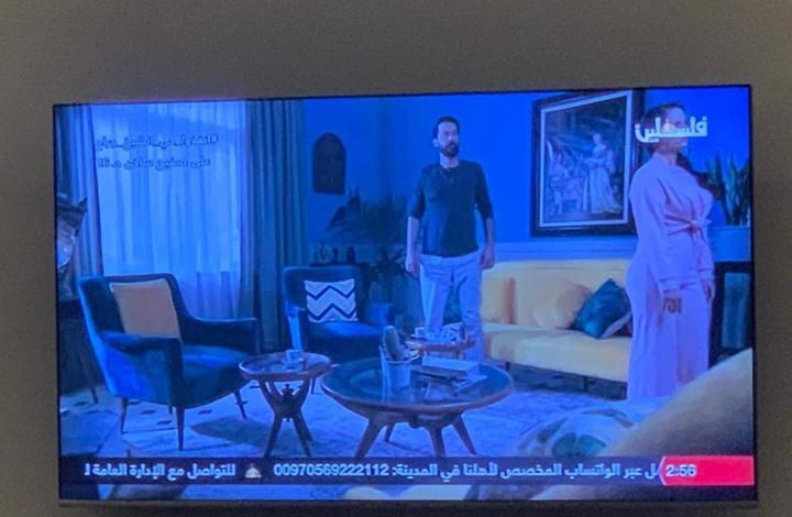 تلفزيون السلطة يتجاهل أحداث القدس ويبث مسلسلا دراميا (شاهد)