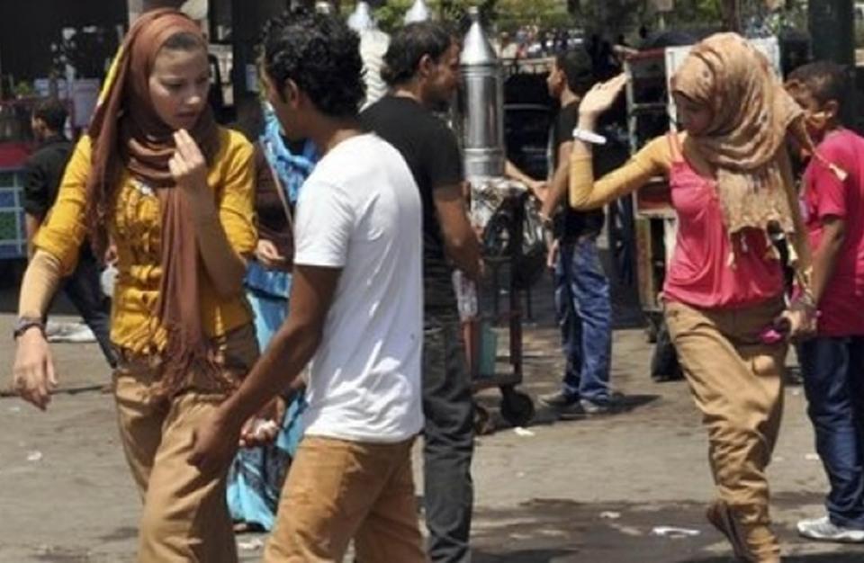 99% من النساء المصريات تعرضن للتحرش الجنسي