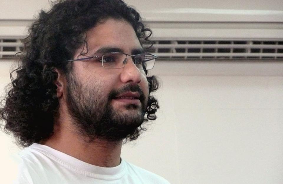 علاء عبد الفتاح: لهذه الأسباب لا أطالب برحيل فوري للسيسي