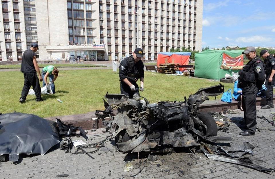 القوات الأوكرانية تستعيد السيطرة على مدينة ساحلية