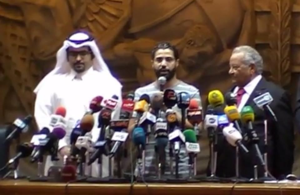خالد الهيل.. معارض مجهول في قطر