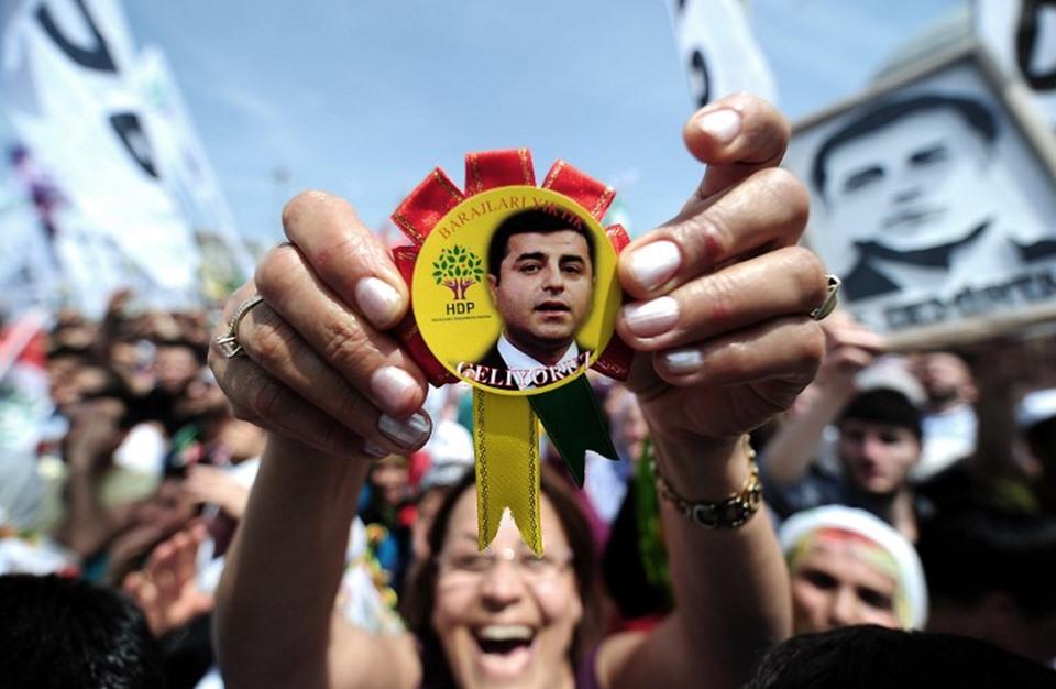 مدعي عام تركيا يحرك دعوى لإغلاق حزب الشعوب الكردي