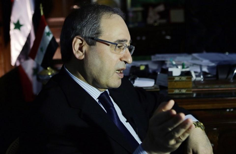 فيصل المقداد وزيرا لخارجية النظام السوري خلفا للمعلم