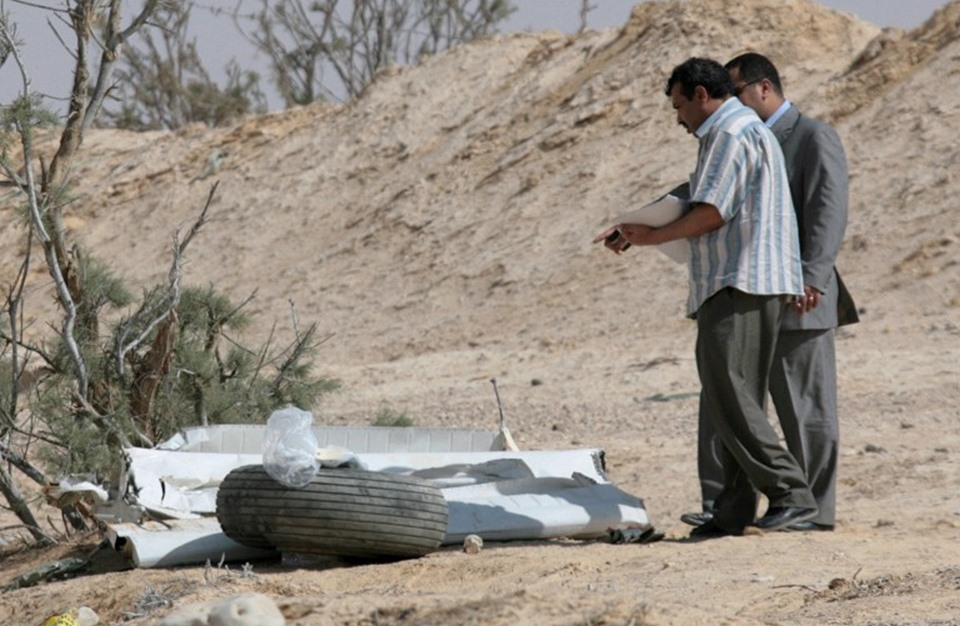 مصرع 24 شخصا في حادثي سير بمصر