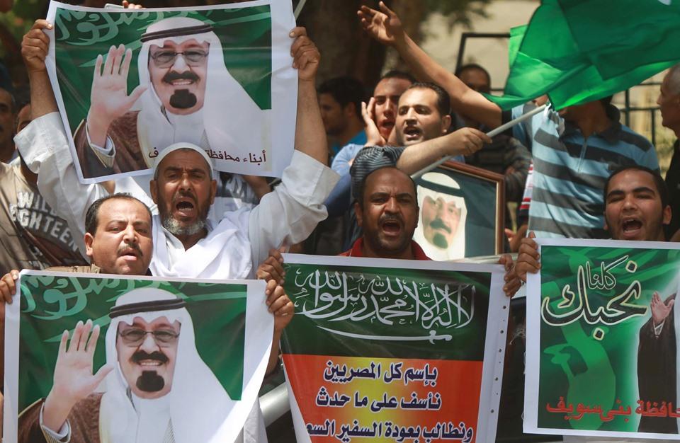 ويكيليكس يكشف حجم التدخل السعودي في الإعلام المصري