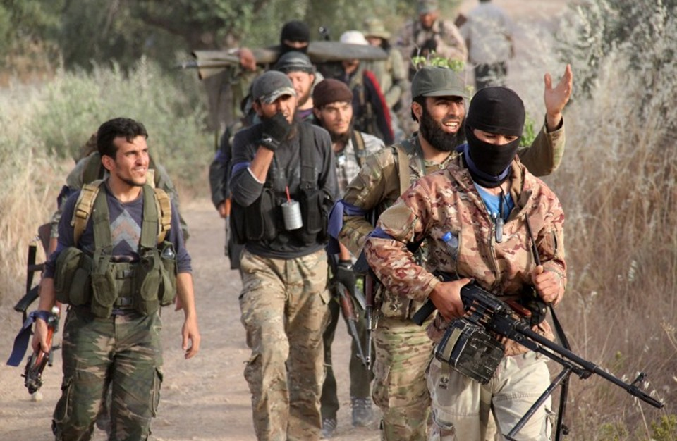 آخر تطورات هجوم الثوار المتواصل على دمشق...والله أكبر  620153103313184