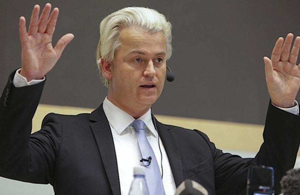 محاكمة النائب الهولندي فيلدرز بتهمة التحريض على الكراهية