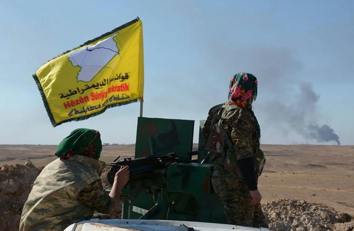 """التجنيد الإجباري بـ""""سوريا الديمقراطية"""" يزيد نسبة العرب.. ولكن"""