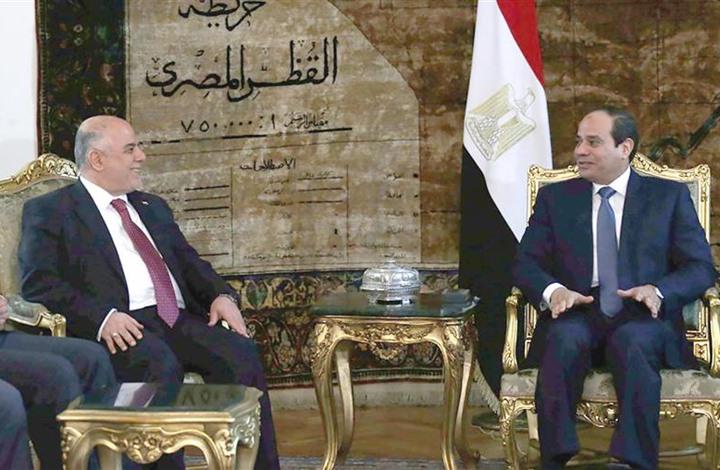 """تفاصيل صفقة """"السلاح مقابل النفط"""" بين القاهرة وبغداد"""