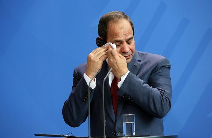 بورصة مصر تهبط على وقع احتجاج شعبي ضد السيسي (فيديو)