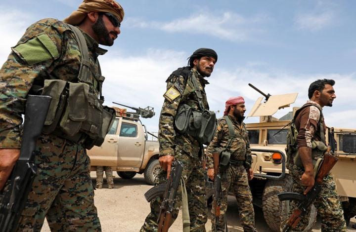 مقتل 12 عنصرا من مليشيات إيرانية بغارات مجهولة شرق سوريا