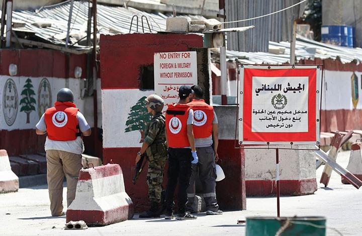 سابقة في لبنان.. توقيف فلسطينيين بسبب بنائهم منزلا