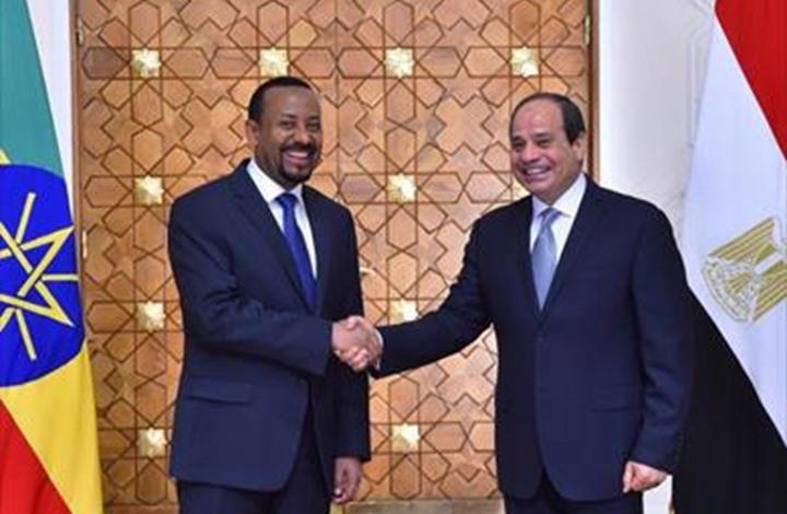 مصر تعترض لدى الاتحاد الإفريقي على ملء إثيوبيا سد النهضة