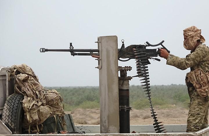 مقتل مسؤول بالجيش اليمني بمعارك مع الحوثيين في مأرب