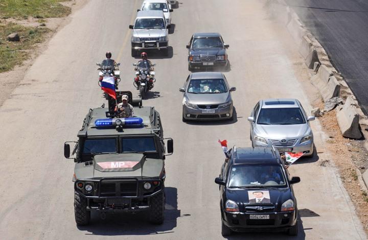 جنرال روسي: أنقذنا الأمريكيين من ورطة بسوريا (فيديو)