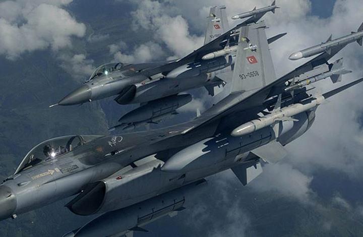 تركيا تكشف عن قصفها للحدود السورية العراقية.. لهذا الهدف