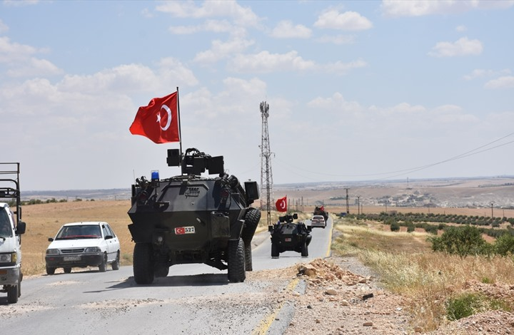 "مقتل جندي تركي بقصف لـ""قسد"" في ريف حلب الشمالي"