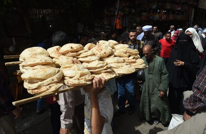 مقترح لرفع سعر الخبز بمصر 300 بالمئة.. والسلطات تبرر