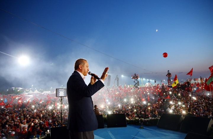 أردوغان يعلن تفاصيل النظام الرئاسي الجديد لتركيا (شاهد)