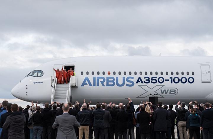 """""""إيرباص"""" تحذر من أضرار الحرب التجارية على """"صناعة الطائرات"""""""