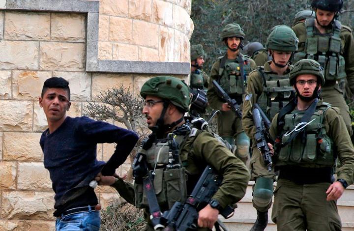 اعتقالات بالضفة ومداهمات للاحتلال وهدم منزل بالطيرة