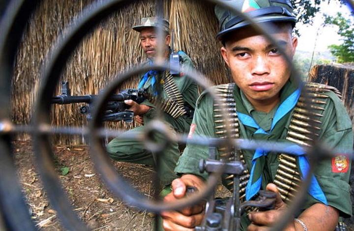 ميانمار تشارك بمعرض أسلحة إسرائيلي رغم الحظر المفروض عليها