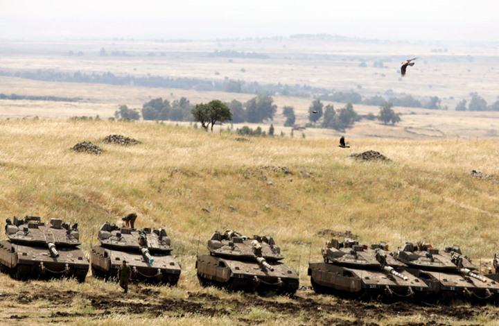 إسرائيل تعلن التأهب شمالا وإغلاق منطقة جبل الشيخ بالجولان