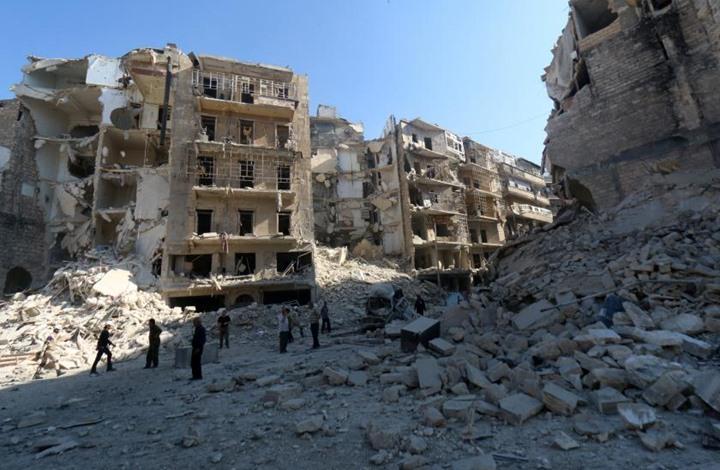 النظام السوري يطلق هجوما بريا في حلب والمعارضة تتصدى