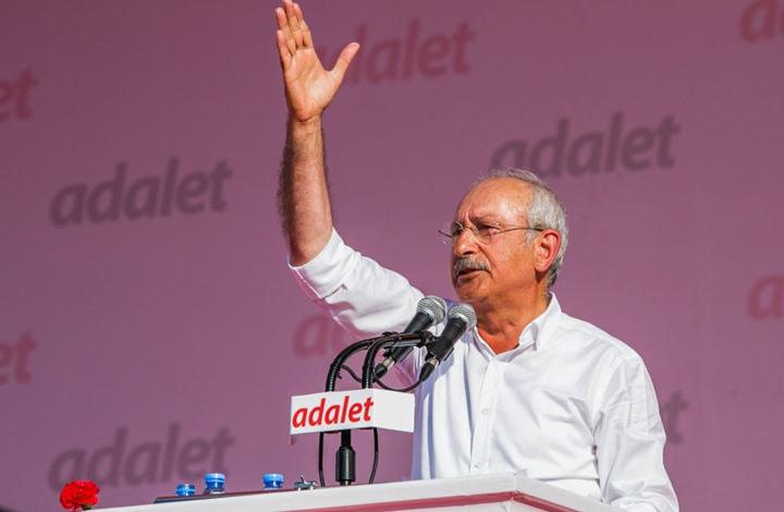 محكمة تركية تدين كمال قليجدار أوغلو بتهمة إهانة أردوغان