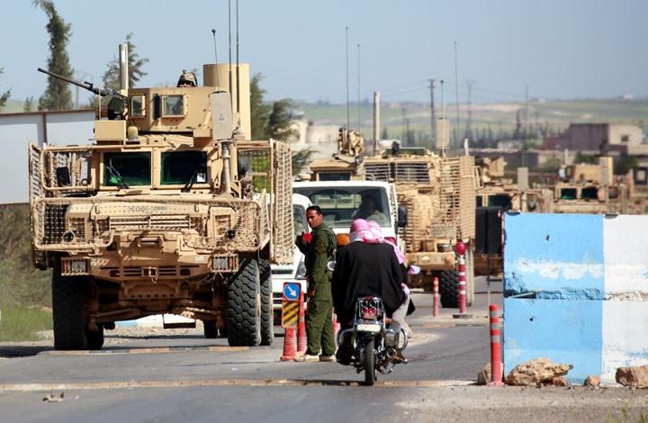 النظام يتهم قوات أمريكية بسرقة القمح من صوامع ريف الحسكة
